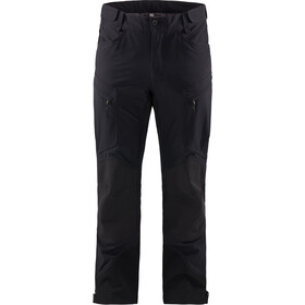 Haglöfs Rugged Mountain Pantalon Homme, true black solid short